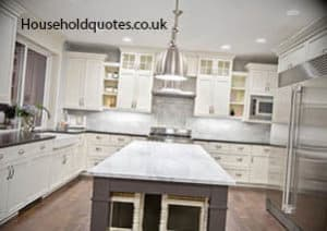 How Much For A New Kitchen In 2017 - how much for new kitchen uk