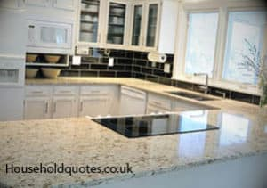 Well furnished new Kitchen Worktops