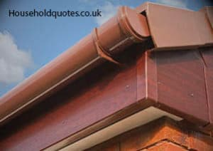Fascias and Soffits With UPVC