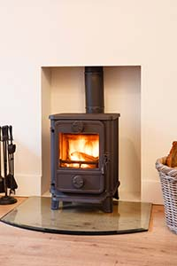 Installing a wood burning stove into your home is a great way adding character to your property – who doesn't love the idea of watching logs burn on a chilly