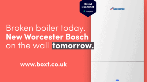 Get A New Boiler From Boxt At A Fixed Price With Installation Tomorrow